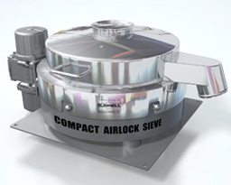 Airlock Sieve